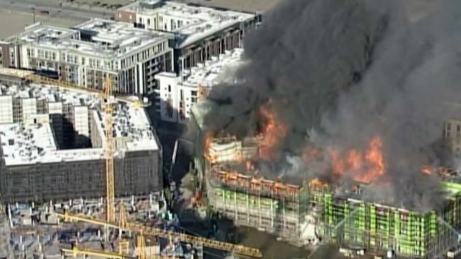 SF Mission Bay Fire Ruled Accidental