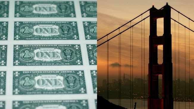 Six-Figure Salary in Some Bay Area Spots Dubbed Low Income: Report