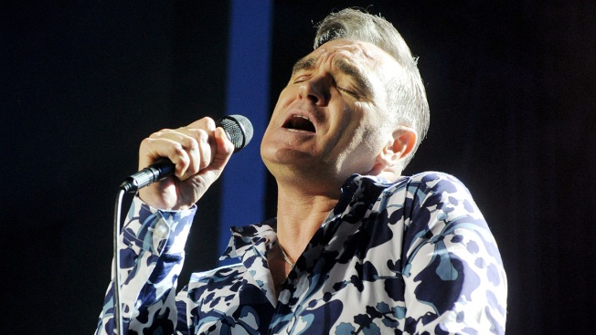 LA to Declare Friday 'Morrissey Day' in Honor of Crooner