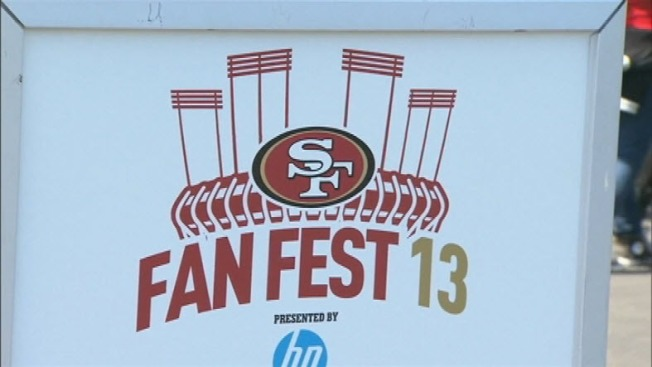 49ers Host Third Annual Fan Fest