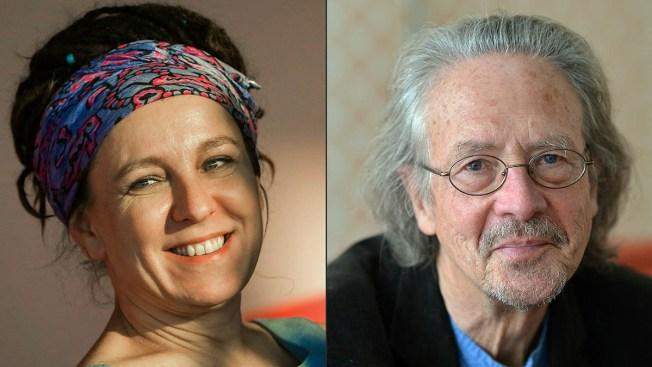 Olga Tokarczuk, Peter Handke Win Nobel Literature Prizes