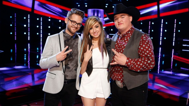 "Top 3, Special Guests Set to Rock ""Voice"" Finales"