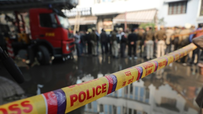 17 Killed in Fire at New Delhi Hotel, 4 Others Hurt, Police Say