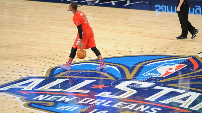 With Charlotte Out, New Orleans Is Favorite for NBA All-Star