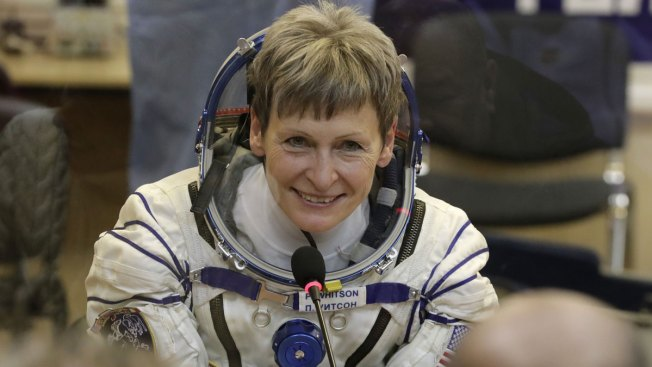 US Astronaut Becomes Oldest Woman in Space, Adds to List of Records