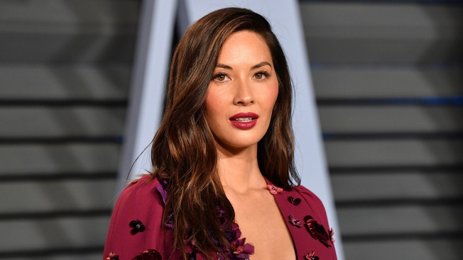 Olivia Munn Thanks Support From Outside 'Predator' Family