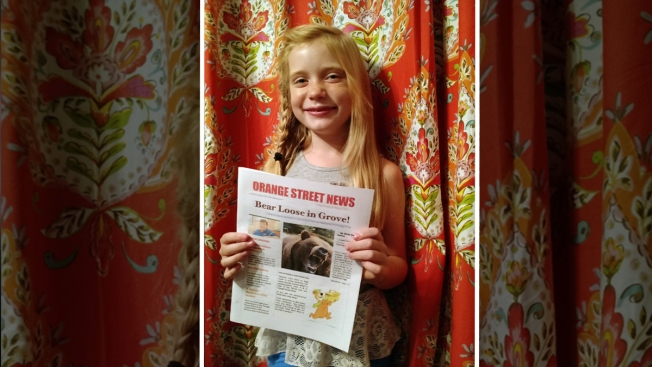 9-Year-Old Already Renowned as a Journalist Gets Book Deal for Detective Series