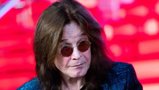 Ozzy Osbourne Hospitalized For Flu Complications