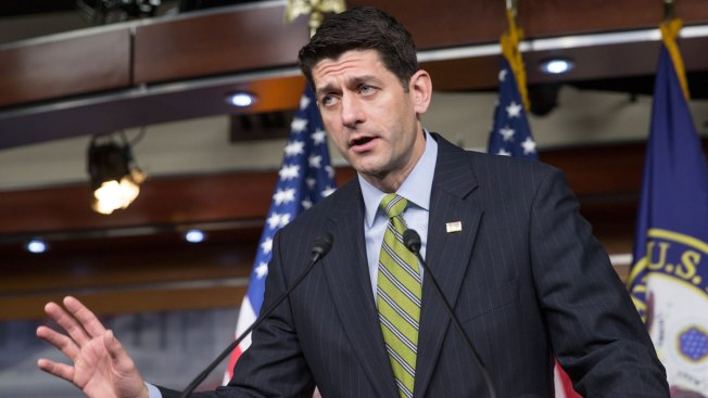 Paul Ryan Calls Donald Trump's 'Riots' Comment 'Unacceptable'