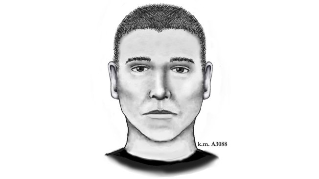 Police Release Sketch of Possible Serial Killer in Phoenix