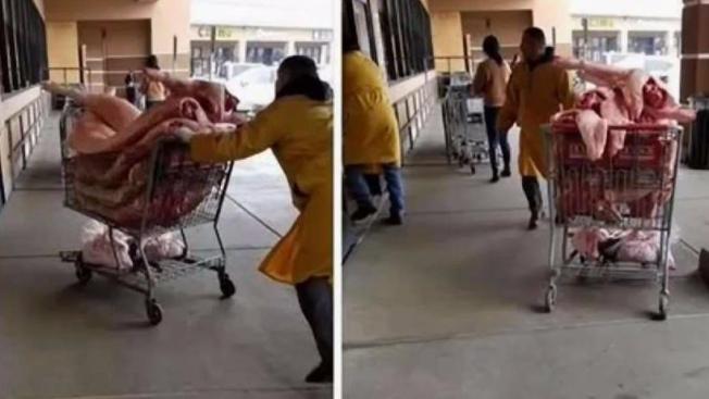 Photos Of Raw Meat In Shopping Carts At San Joses 99 Ranch Market Go Viral