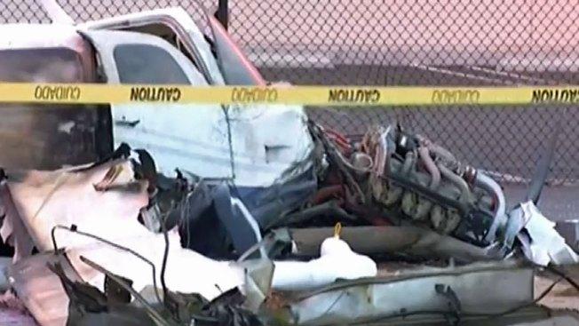 plane crash in san diego mall parking lot kills 1 nbc bay area. Black Bedroom Furniture Sets. Home Design Ideas