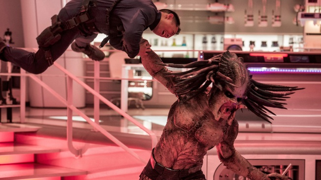 Fox Cuts Scene From 'The Predator' Over Actor's Background
