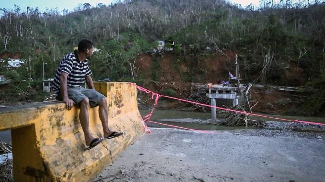 Puerto Rico Faces Cash Shortfall After Hurricane Maria