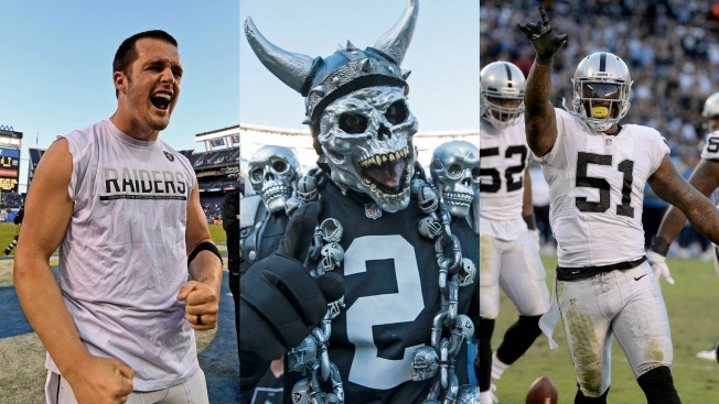 Blast from the Past: What Life Was Like When the Raiders Last Made the Playoffs