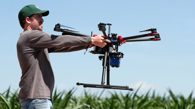 Farmers Use Tech to Squeeze Every Drop From Colorado River