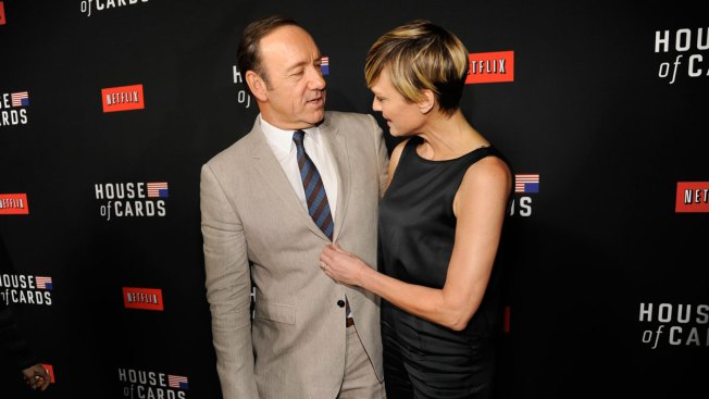 Actress Robin Wright Demanded Equal Pay for 'House of Cards'