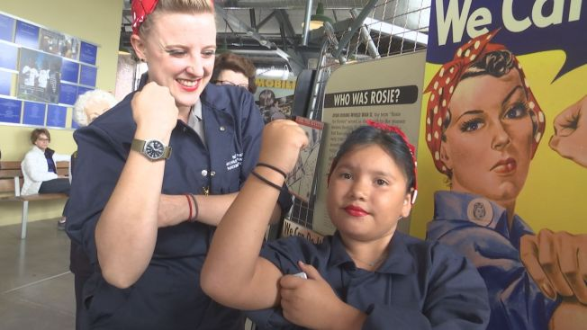 How To Dress Like Rosie The Riveter For The Big Rally Nbc Bay Area