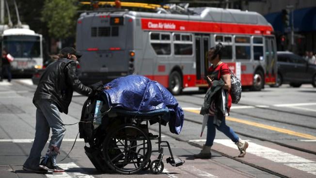 New San Francisco Campaign Seeks to House 1,100 Homeless
