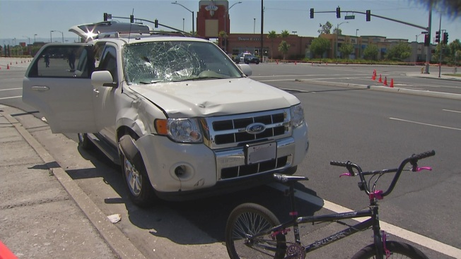San Jose Crash Leaves Bicyclist With Life-Threatening Injuries
