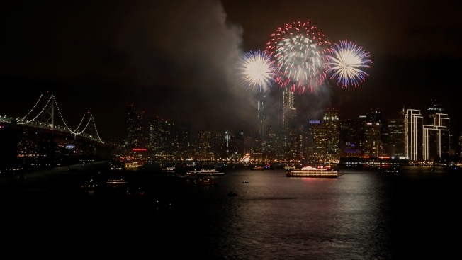 Fourth of July Fireworks Forecast: Clear Inland, Some Fog by the Bay and Coast