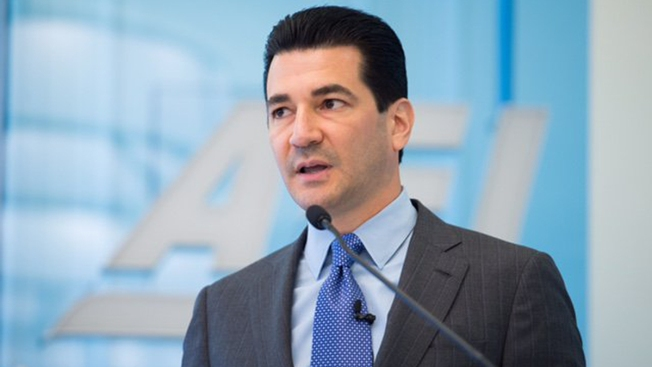 Trump's FDA Pick Says Tackling Opioid Crisis a Top Priority