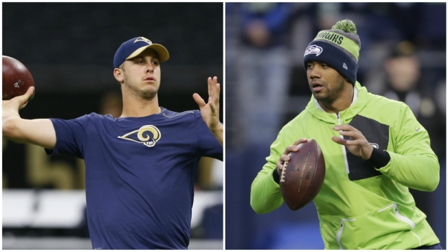 Thursday Night Football Preview: Seattle Seahawks vs. Los Angeles Rams