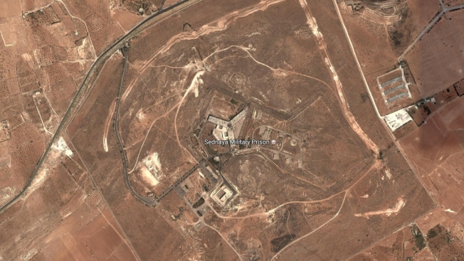 Syrian regime denies United States allegations of mass killings at prison