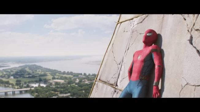 Spider-Man's 'Homecoming' Dance