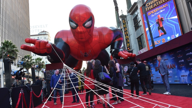 'Spider-Man' Soars With $185.1M Over Six-Day Holiday Weekend