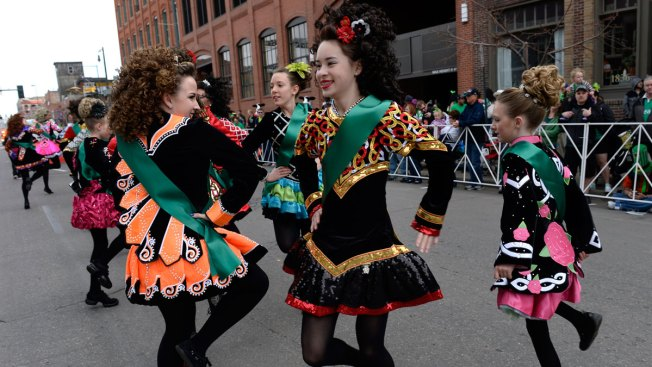 [NATL] Top Photos: St. Patrick's Day in US Through the Years