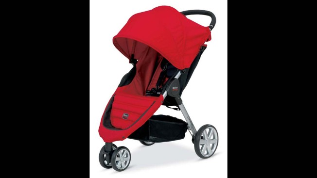 Britax Recalls Strollers Over Amputation Risk