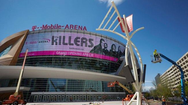 The Killers and Mr. Las Vegas to Open Splashy Strip Arena