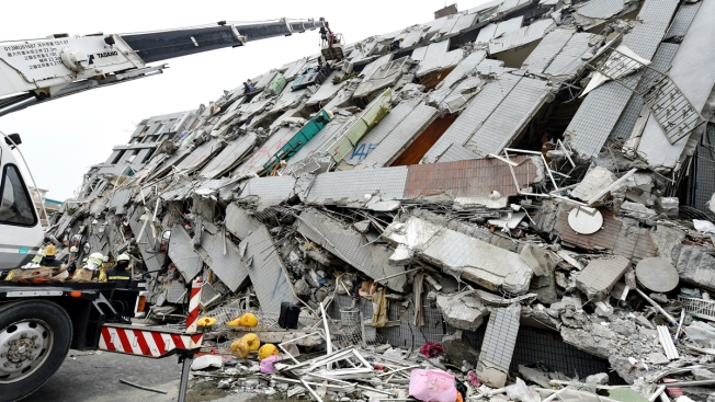 Rescuers Hunt for Survivors From Taiwan Quake, Death Toll Rises to 36