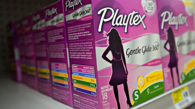 Class-Action Lawsuit Filed Against New York's 'Tampon Tax'