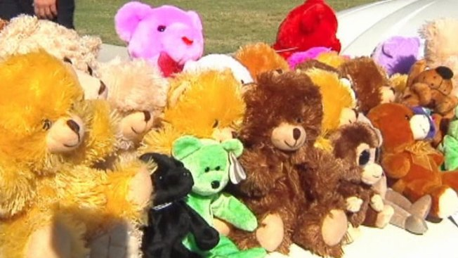DONATE: Monterey County Holding Holiday Teddy Bear Drive for Children in Need