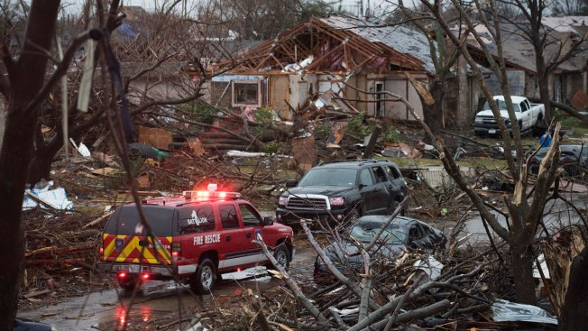 25 Texas Counties Declared Federal Disaster Areas