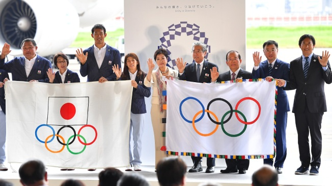 International Olympic Committee executive board approves golf for inclusion in the 2024 Olympics