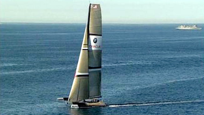 Team Ellison Makes America's Cup Move