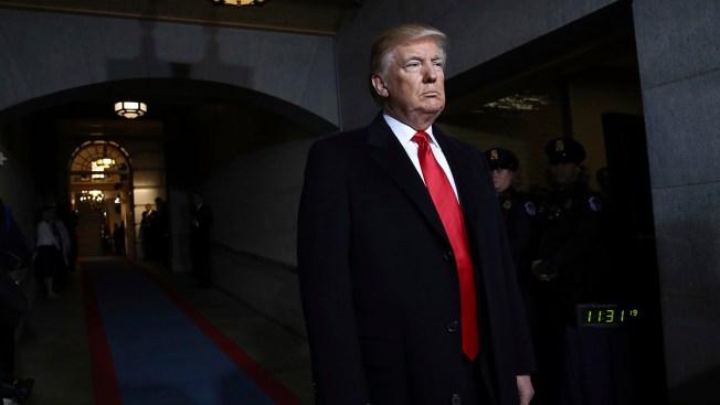 Federal Prosecutors Subpoena Trump's Inaugural Committee