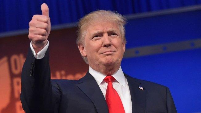 Trump Dismisses Talk of Brokered Convention