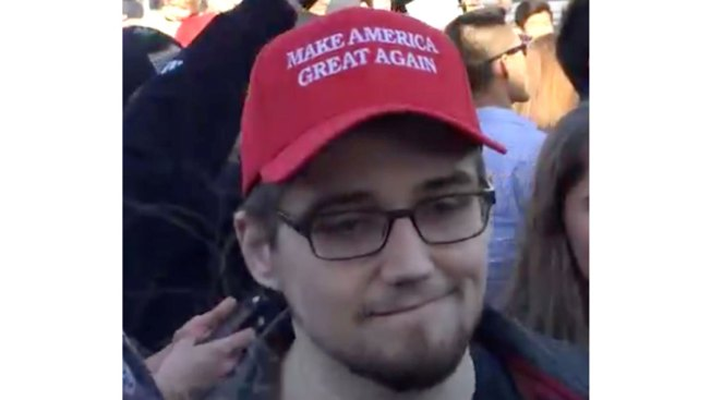 Police Recommend Charge Against Girl at Trump Rally