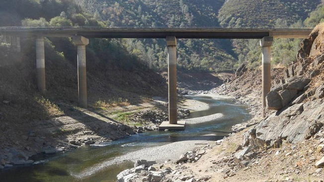 Sinking Land Puts California Bridges at Risk
