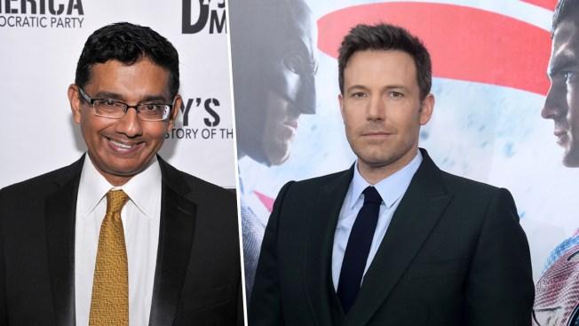 'Hillary's America,' 'Batman v Superman' Top 37th Annual Razzie Awards