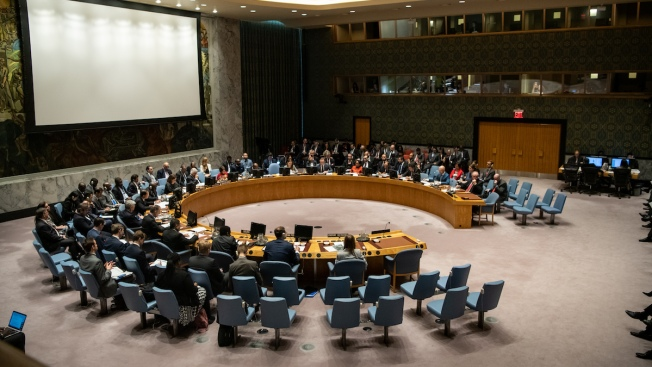 UN Warns Climate Change Impacts Security, US Ignores Link