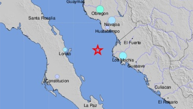 4.1 magnitude quake recorded near Deer Creek — US Geological Survey