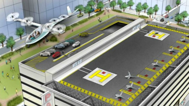 Uber hires NASA engg, will develop flying cars