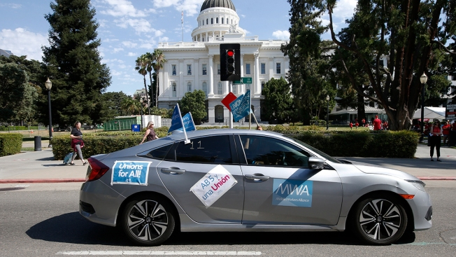 Big Tech or Big Labor? 2020 Democrats Line Up With Unions