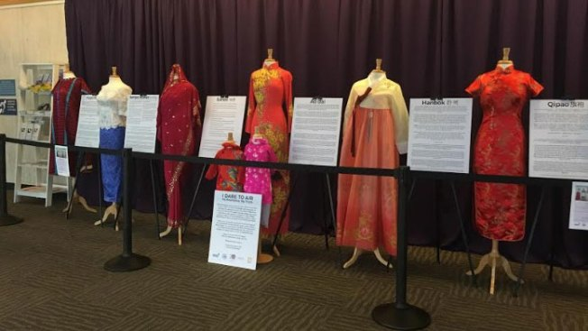 Domestic Violence Survivors Tell Their Stories With Traveling Exhibit