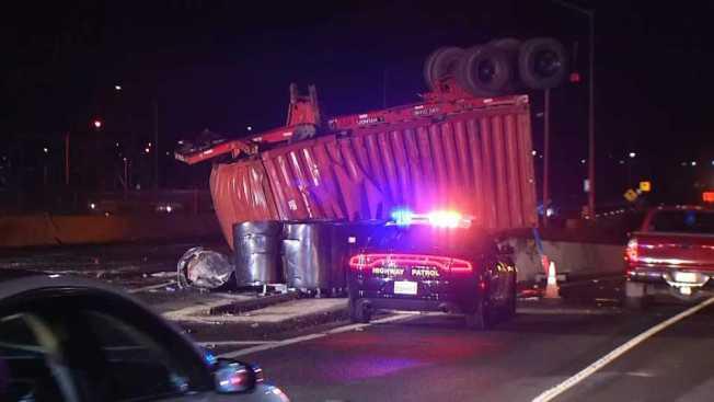 All EB I-80 Lanes Near Carquinez Bridge Opened After Crashes